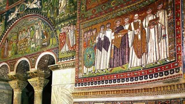 אמנות הפסיפס באימפריה הביזנטית