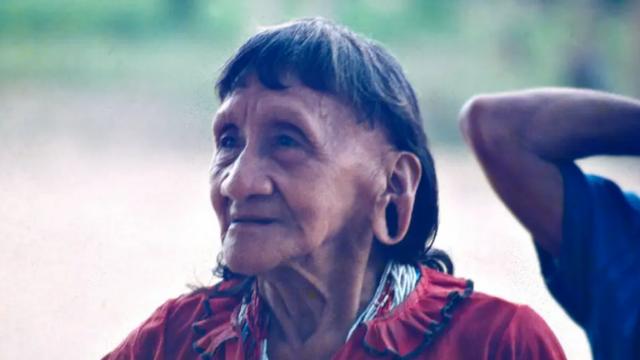 האינדיאנים באמזונס