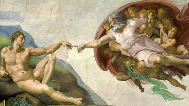 הכנסיות ברומא - המוזיאון הנפלא של הציור האיטלקי