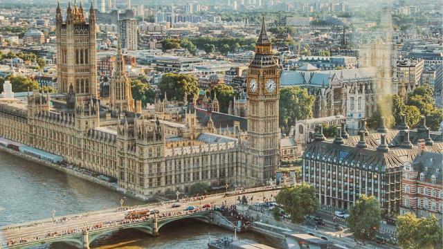 לונדון הסמויה מן העין