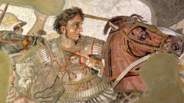 נאפולי המוזיאון הארכיאולוגי