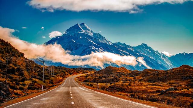 """ניו-זילנד - ארץ """"הענן הלבן"""""""
