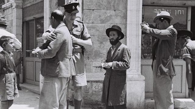 לשאלת המרות הלאומית ביישוב היהודי בתקופת המנדט הבריטי בשנות ה 30 וה40