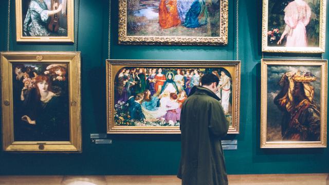 תרבות מוזיאונים ואמנות   הרצאות מהכורסא