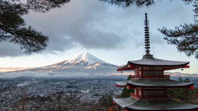 יפן - בין קידמה למסורת