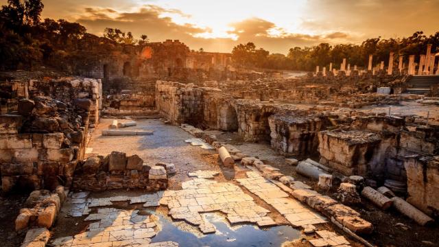 ארכיאולוגיה | הרצאות מהכורסא
