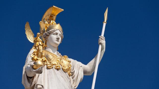 המיתולוגיה היוונית | הרצאות מהכורסא
