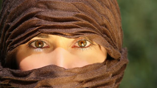 האישה האיראנית