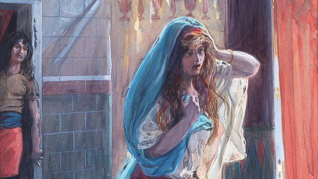 סיפור הנסיכים אמנון ותמר: המנגנון הנפשי של האונס