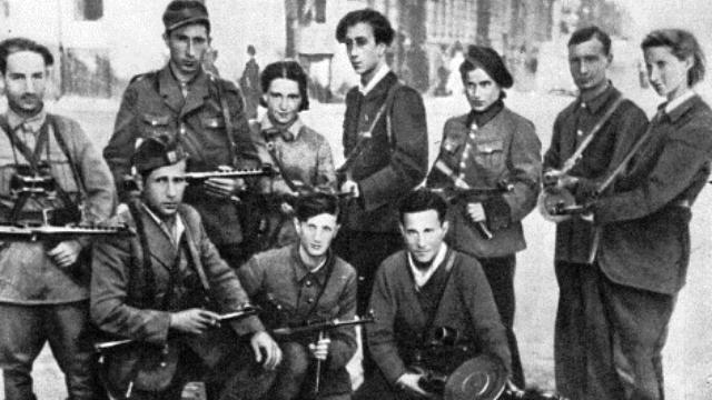 הנוקמים בנאצים
