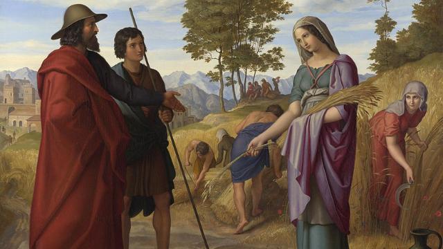 """נדיבות מול קמצנות - הצד החתרני של התנ""""ך במגילת רות"""