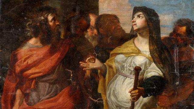תמר אשת ער - קדשה או קדושה?
