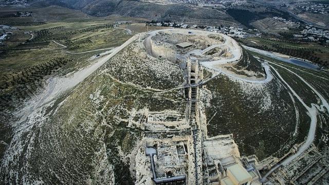 המאוזולאום של המלך הורדוס- הרודיון