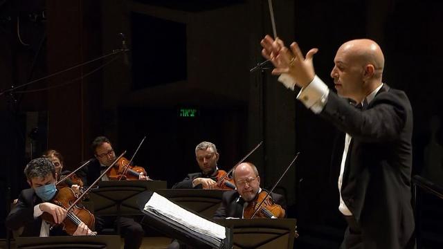 סימפוניה מס' 9 - השמעת בכורה - הרצאה על פרקים 5+6 מתוך הסימפוניה