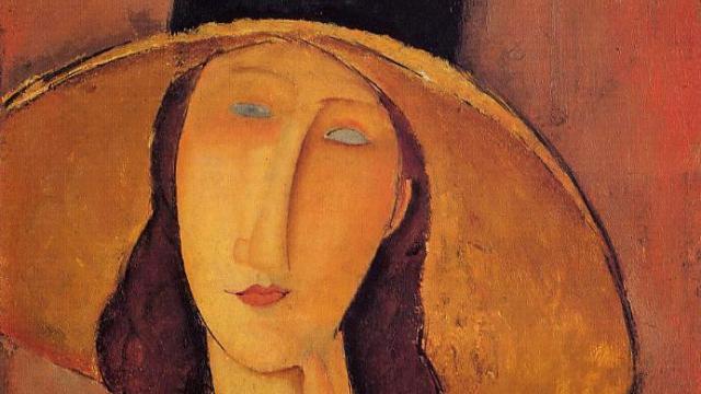 המלאך עם הפנים העצובים - אמדאו מודליאני