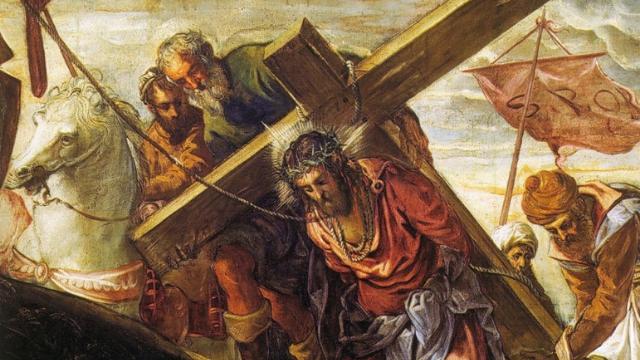 חייו של ישו - הפייטה של מיכאלנג'לו