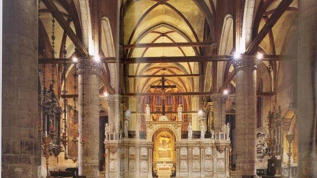 """מוזיאון האקדמיה, הכנסייה של """"האחים"""" וטיציאן"""